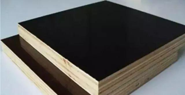汇总出在建筑工地上常用模板的详细分类_4
