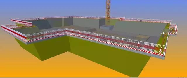 BIM技术在基坑与脚手架施工中的运用与分析_8