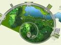 开发区休闲广场景观规划设计