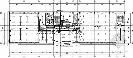 某办公楼全套电气图纸完整版
