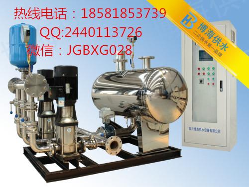 陕西无负压二次供水设备的功能特点有哪些?