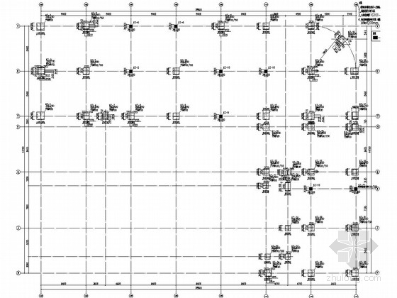 18层剪力墙住宅及两栋三层底商结构施工图