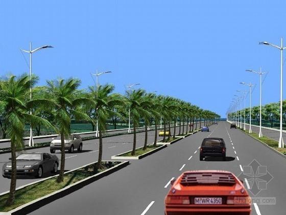 [海南]市政道路工程监理大纲(总长1854米,流程图丰富)