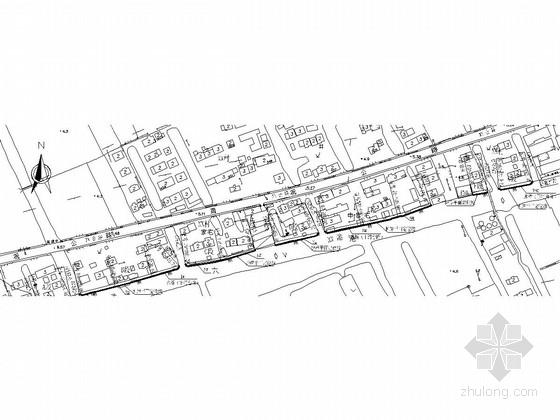 [上海]河道护岸维修改造工程施工图