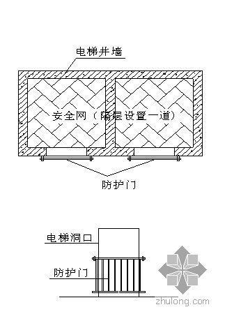 天津某综合广场施工组织设计(海河杯)