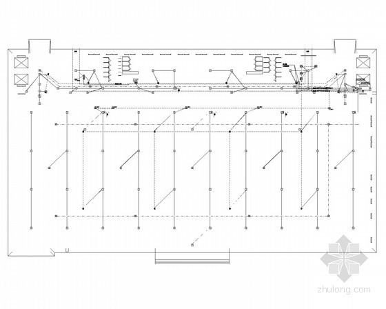 [安徽]科技创业孵化园电气施工图(新规范)