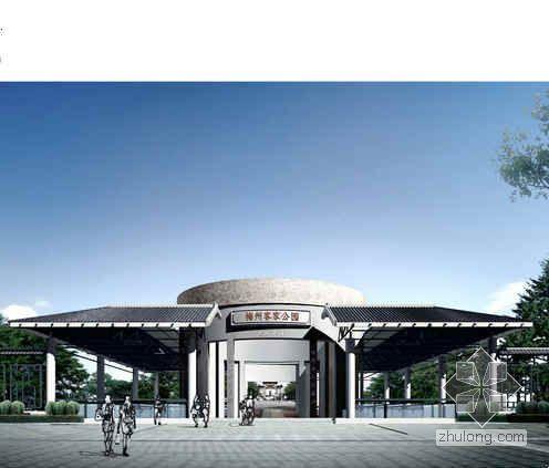 某客家公园工程规划设计方案