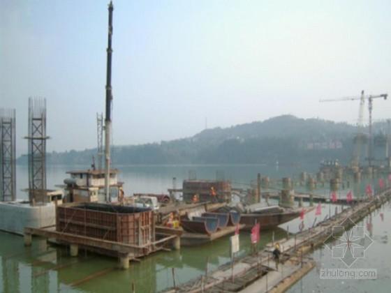水中墩承台施工专项方案