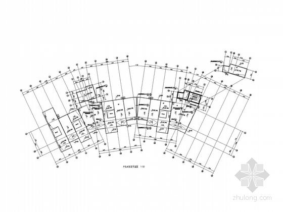 住宅楼平面图