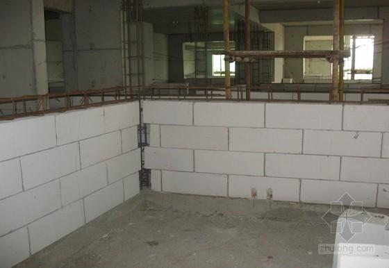 混凝土砌块填充墙裂缝的有效防治方法