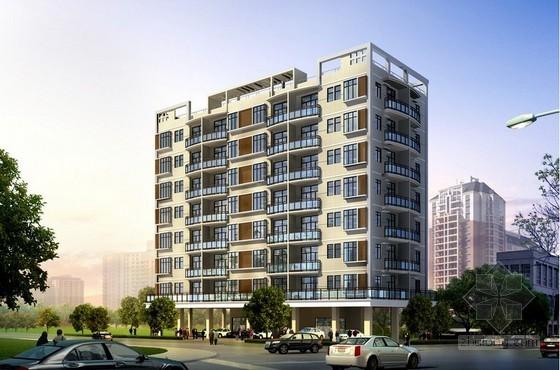 商住楼建设工程总承包合同补充协议书(7页)