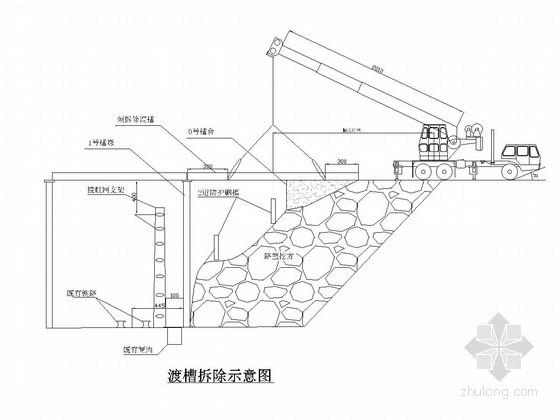 铁路扩能改造工程渡槽拆除方案