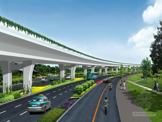 [浙江]城市快速路工程施工期交通组织方案
