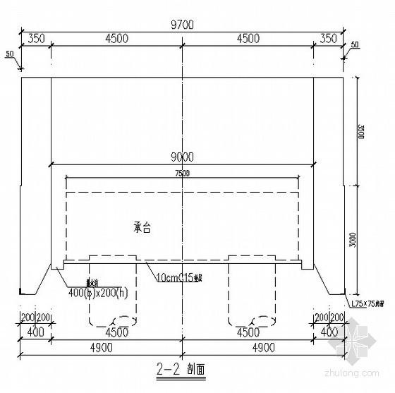 [厦门]承台基坑沉井专项施工方案(筑岛围堰)