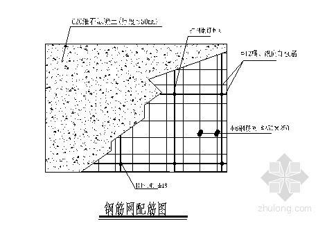 [山东]住宅楼深基坑土钉喷锚支护施工方案(基坑监测)