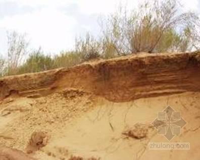 利用风积沙填筑高等级公路路基施工工法