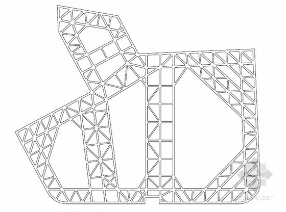 地标建筑大深基坑设计图汇总!看一眼平面图就心动!