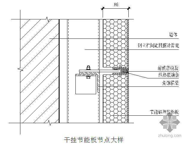 XRY节能装饰板的工程应用