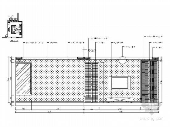 [深圳]豪华三层别墅新中式风格装修图(含效果图) 总缩略图