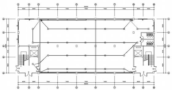 某电子厂房全套消防设计图-建筑电气施工图-土木资料网