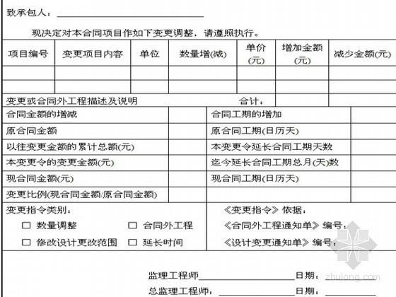 [广东]水运工程质量管理统一表格