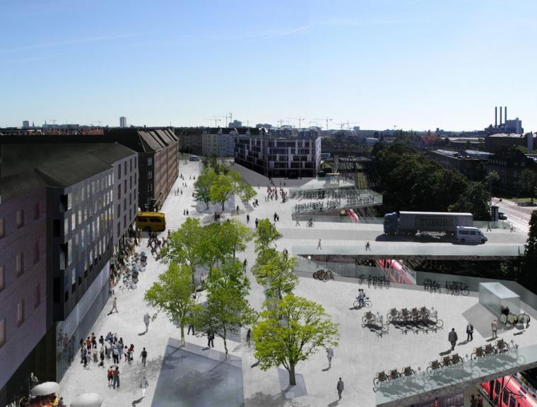 [丹麦]哥本哈根嘉士伯啤酒基地改造规划设计方案文本(PDF)