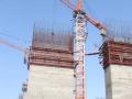 城市高架桥20m以上高墩柱施工难点要点