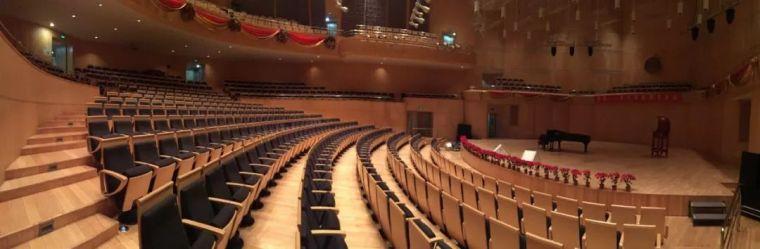 剧场建筑圆弧结构测量放线_4