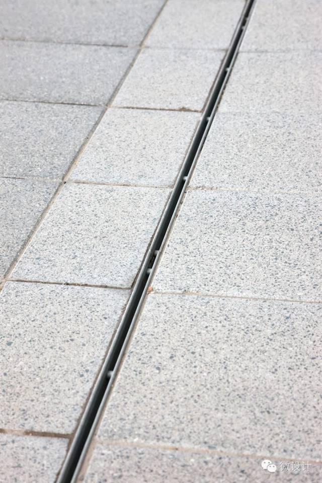 缝隙式排水·精致化景观细节设计_2