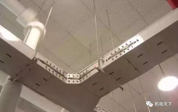 施工很规范,标识牌清楚,一个好的机电安装施工做法!_3