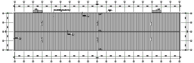 长春鑫佳泰科贸有限公司框架钢结构施工图_2
