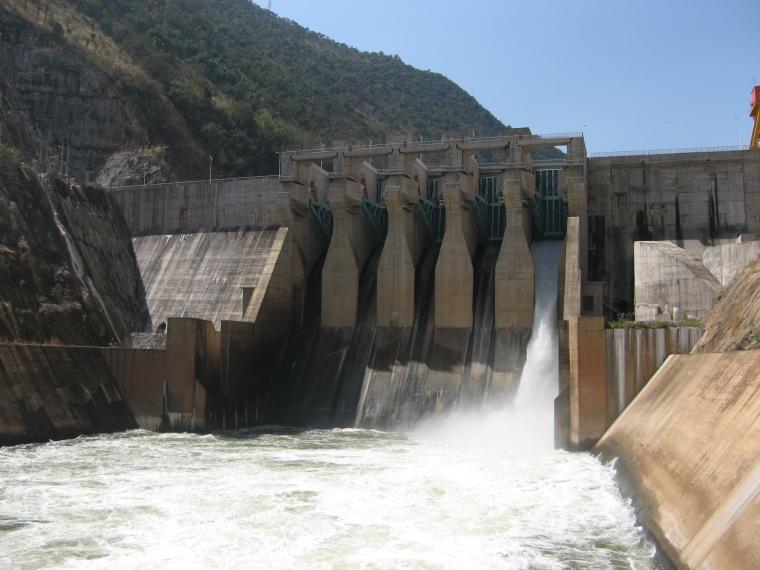 水电站水轮发电机组A级检修施工组织设计