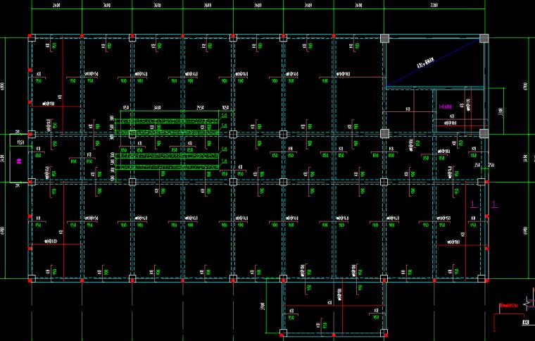 某医院放射科结构全套图纸