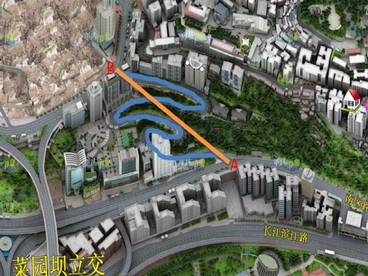 探讨山地城市道路规划(PPT共55页)