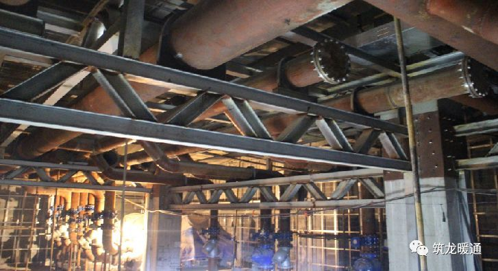 大型管道支吊架计算选型及安装施工,看看大企业是怎么做的?_17