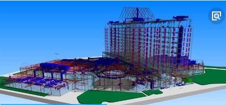 BIM技术在天津市建筑设计院科研综合楼项目中发挥的作用