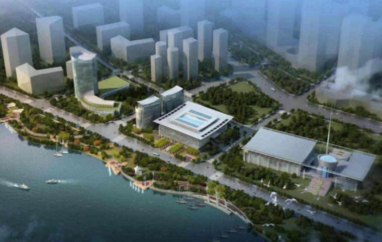 [浙江]温州大型会展中心建筑设计方案文本