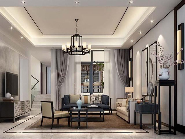 不同feel的客厅,你会pick哪一款?_10