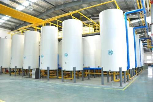 [中国石油]成品油罐区暖通工程施工方案