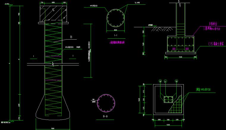 医院住院大楼全套图CAD_4