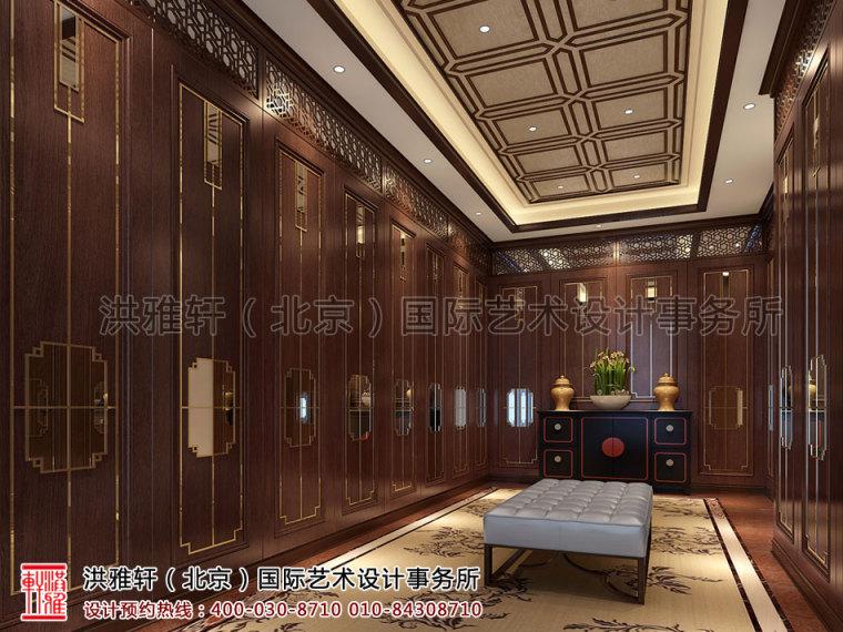 北京古典中式装修茶楼会所奢华的古典音符_7