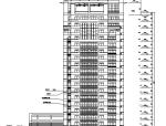 3套商业办公综合楼建筑设计施工图