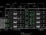 地下1层地上4层9班2895.92平米幼儿园设计图
