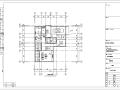 两层192平方米独栋别墅建筑设计CAD图纸及SU模型