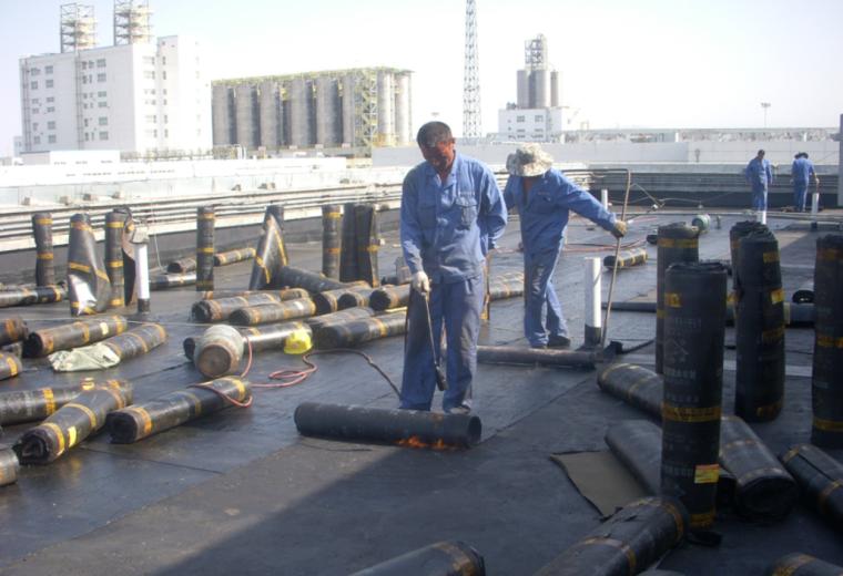 卷材屋面防水工程质量控制专题会(97页,图文)