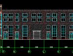 透析器厂房建筑施工图