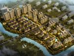 [上海]住宅建筑及康体活动室、会所等功能建筑方案文本(投标)