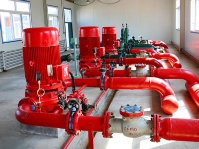 消防增压稳压设备之稳压泵、气压罐_1