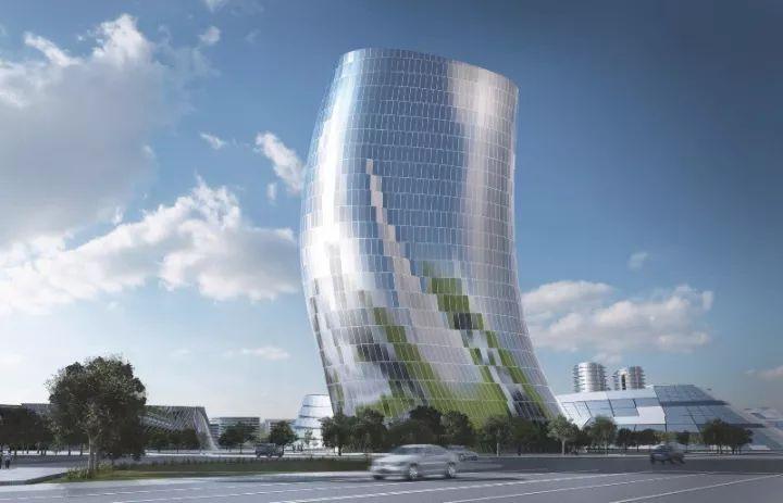 长沙冰雪世界酒店超限结构设计