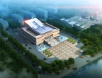 [山东]孔繁森纪念馆建筑设计方案文本